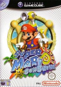 Super Mario Sunshine per GameCube