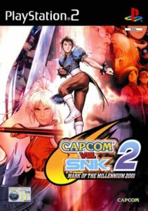Capcom vs. SNK 2: Mark of the Millenium per PlayStation 2