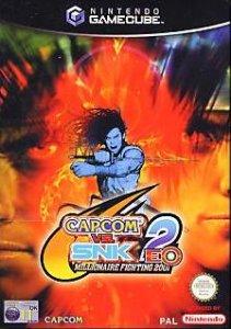 Capcom Vs. SNK 2: EO per GameCube