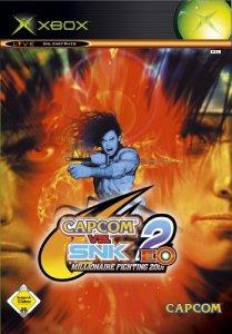 Capcom Vs. SNK 2: EO per Xbox