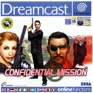 Confidential Mission per Dreamcast