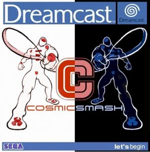 Cosmic Smash per Dreamcast