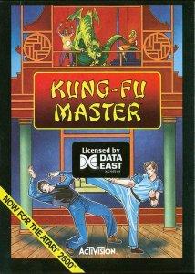 Kung Fu Master per Atari 2600