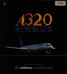 A320 Airbus per Amiga