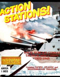 Action Stations! per Amiga