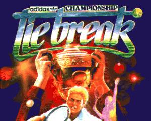 Adidas Championship Tennis - Tie Break per Amiga