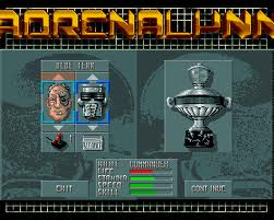 Adrenalynn per Amiga