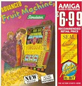 Advanced Fruit Machine Simulator per Amiga