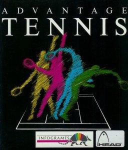 Advantage Tennis per Amiga