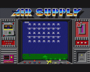 Air Supply per Amiga