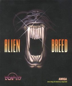 Alien Breed per Amiga