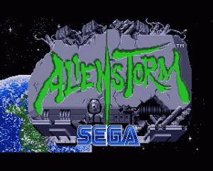Alien Storm per Amiga