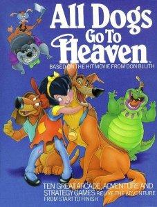 All Dogs Go To Heaven per Amiga
