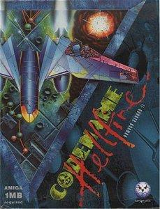 Armour-Geddon II: Codename Hellfire per Amiga