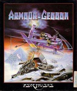 Armour-Geddon per Amiga