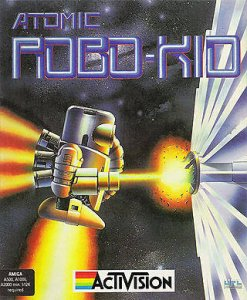 Atomic Robo-Kid per Amiga