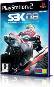SBK-08 Superbike World Championship per PlayStation 2