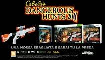 Cabela's Dangerous Hunts 2011 - Trailer di lancio