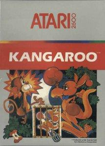 Kangaroo per Atari 2600