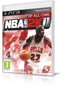 NBA 2K11 per PlayStation 3