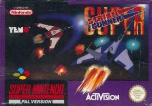 Strike Gunner: S.T.G. per Super Nintendo Entertainment System