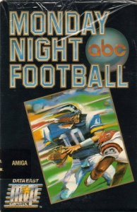 ABC Monday Night Football per Amiga