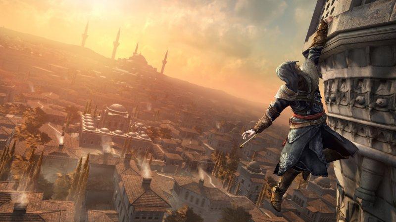 Ezio, ma come ti sei ridotto?