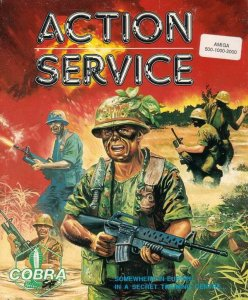 Action Service per Amiga