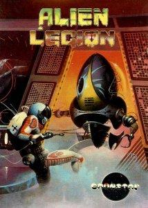 Alien Legion per Amiga