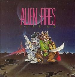 Alien Fires 2199 A.D per Amiga
