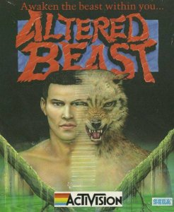 Altered Beast per Amiga