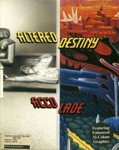 Altered Destiny per Amiga