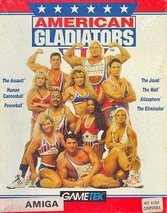 American Gladiators per Amiga