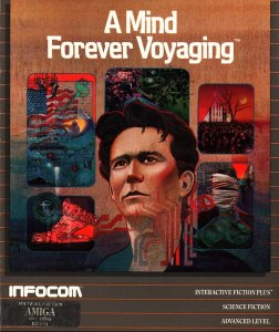 A Mind Forever Voyaging per Amiga