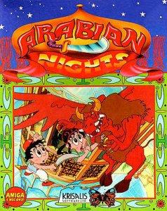 Arabian Nights per Amiga