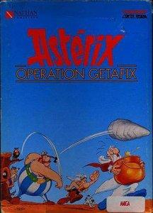 Asterix: Operation Getafix per Amiga