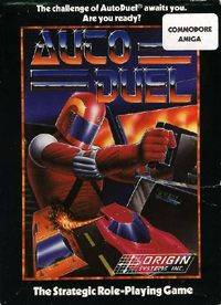 Autoduel per Amiga