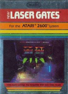 Laser Gates per Atari 2600