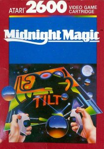 Midnight Magic per Atari 2600