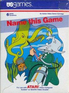 Name This Game per Atari 2600