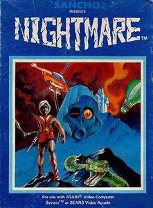 Nightmare per Atari 2600