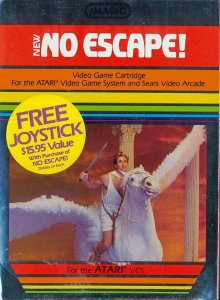 No Escape! per Atari 2600