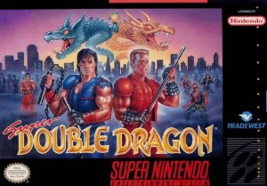 Super Double Dragon per Super Nintendo Entertainment System