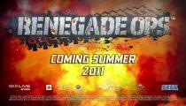 Renegade Ops - Trailer breve