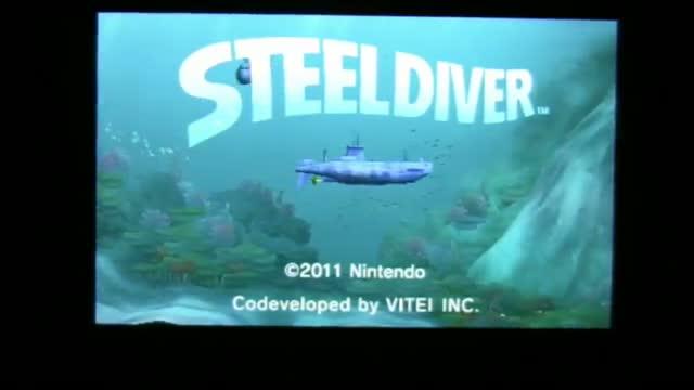 La Soluzione di Steel Diver