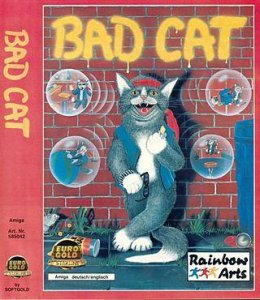 Bad Cat per Amiga