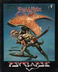 Ballistix per Amiga