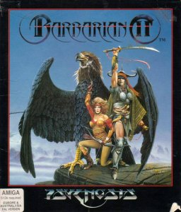 Barbarian 2 per Amiga