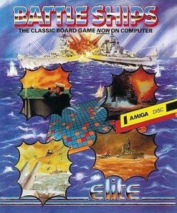 Battleship per Amiga