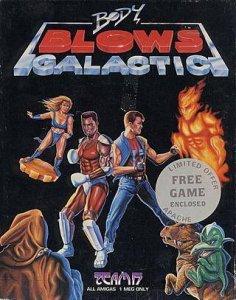 Body Blows Galactic per Amiga